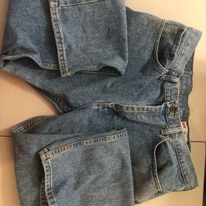 Mens Wranglers Jeans
